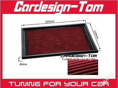 Sportovní vzduchový filtr Audi 80 / 90 Coupe 100