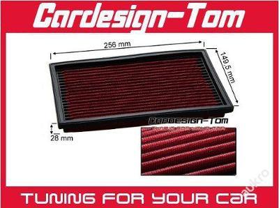 Sportovní vzduchový filtr BMW E30 83-93  HIT