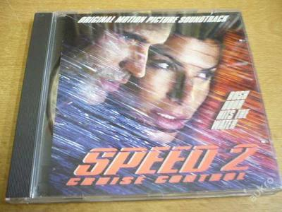 CD Soundtrack SPEED 2 CRUISE CONTROL