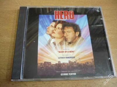 CD Soundtrack - HERO