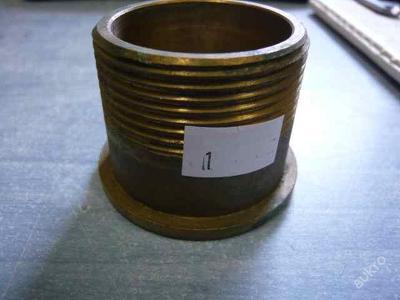 Mosazné šroubení 1/2, 41 mm bez matice