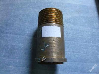 Mosazné šroubení G1, 65 mm bez matice
