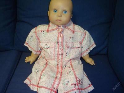 Dětské zboží - Růžová košile krátký rukáv -Noppies