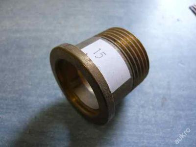 Mosazné šroubení G1, 33 mm bez matice