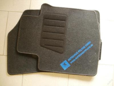 Autokoberce textilní orig.Peugeot 107