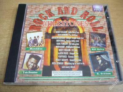 CD Rock And Roll Milestones
