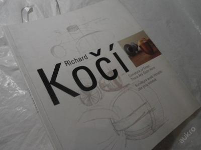 Richard Kočí - Kurvatura aneb vstupte, zde jsou bohové (Gema Art)