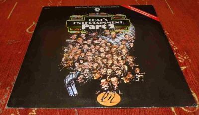 LP That's Entertainment, Part 2 Picture Soundtrack