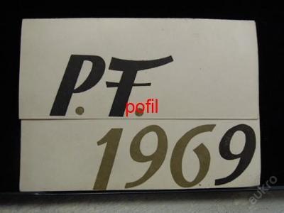 PF 1969 - Obvodní lidová knihovna /255381/