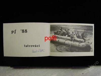 Tatrováci - PF 1988 /255370/