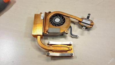 Chlazení + ventilátor z Compaq nc8430