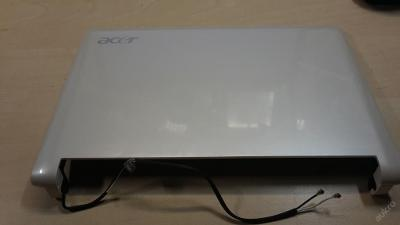 Kryt displaye + webkamera z Acer Aspire One ZG5