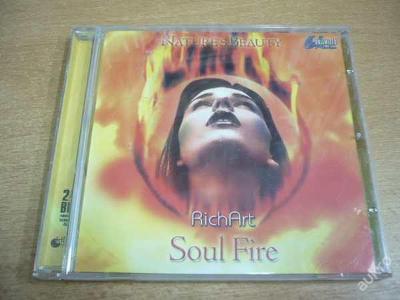 CD NATURE´S BEAUTY / Soul Fire