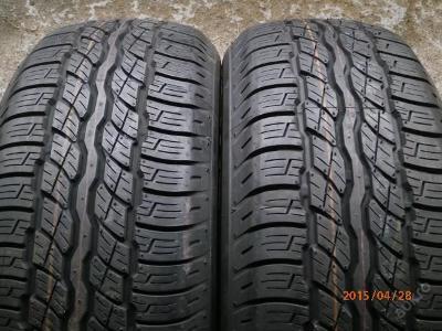 pneu 235 55r18 letní Bridgestone Dueler H/T 99H 2kusy NOVÉ