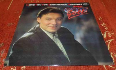 LP Karel Gott - I Love You For Sentimental Reasons