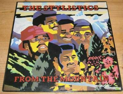 LP - The Stylistics - From The Mountain