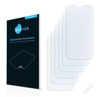 6× Ochranné fólie - Prestigio MultiPhone 5503 DUO