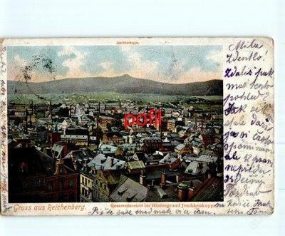 Liberec - Gruss aus Reichenberg /254244/