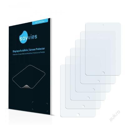 6× Ochranné fólie - Apple iPad Mini