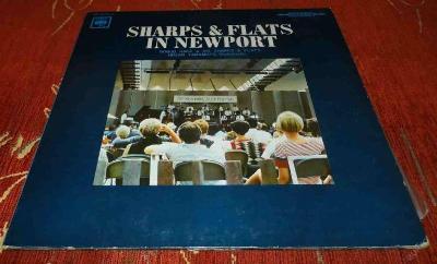 LP Sharps & Flats - In Newport JAPAN