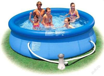 Bazén EASY SET KOMPLET 457 x 107 cm INTEX 28166