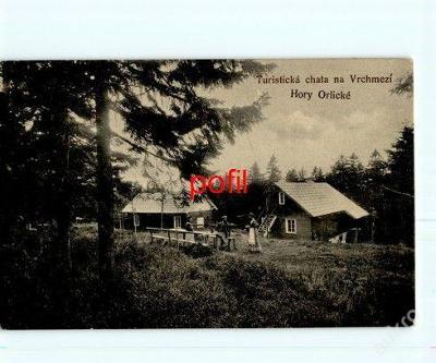 Orlické hory - Turistická chata /254369/