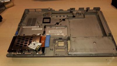 Spodní vana z Dell Latitude D630 PP18L