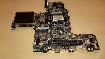 Vadná základní deska z Dell Latitude D630 PP18L