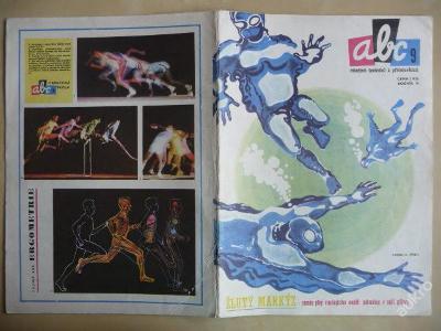 Časopis - ABC - 14.ročník z roku 1970 - číslo 9
