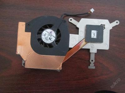 Chlazení + ventilátor HP Omnibook xe4100