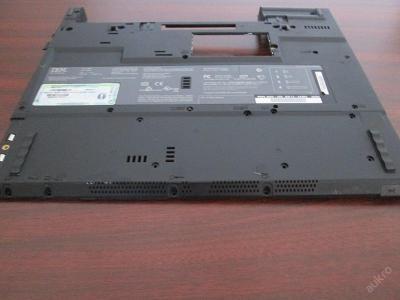 Spodní vana z IBM T43 2668