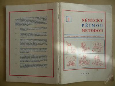 NĚMECKY přímou metodou 1. - 1990