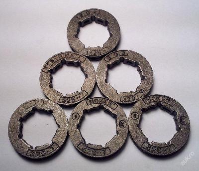 Kolo kolko bubna spojky prstenec řetězky .325 7Z