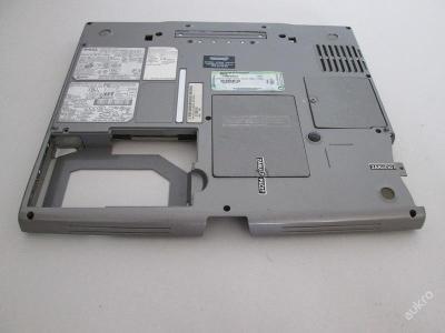 Spodní vana z Dell D600 PP05L