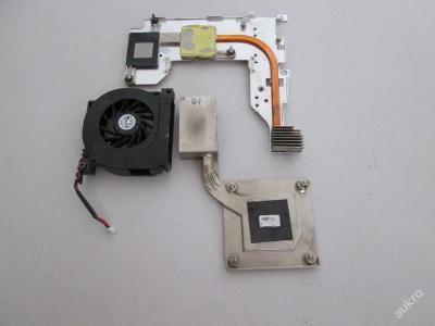Chlazení + ventilátor z Dell D600 PP05L
