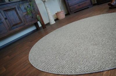 KOBEREC KRUH PRŮMĚR 133 cm PRIUS šedá