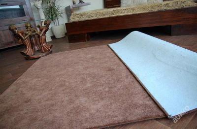 KOBEREC 100x150 cm SERENADE hnědý  KAŽDÝ ROZMĚR