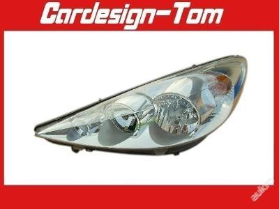 Světlo Světla přední Peugeot 206+ 04.2009- H1+H7
