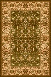 KOBEREC AGNUS 170x240 HETMAN olivový VLNA #AGN041