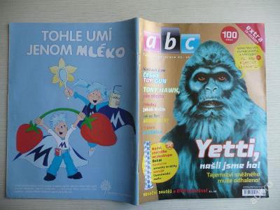 Časopis - ABC - 54. ročník z roku 2009 - č.25/26