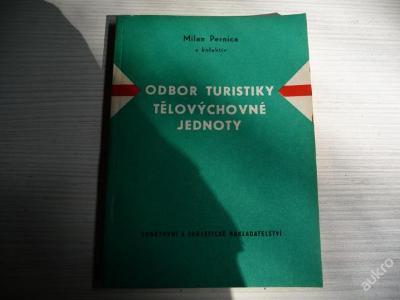 ODBOR TURISTIKY TĚLOVÝCHOVNÉ JEDNOTY - 1961