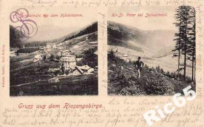 Krkonoše 1906