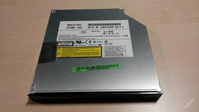 DVD-RW Model:UJ-850  z ACER ASPIRE 3100