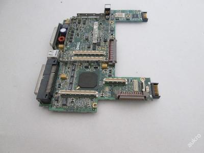 POŠKOZENÁ Základní deska z Dell Latitude PPL 932