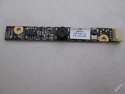 Webkamera z Acer Aspire one ZG5