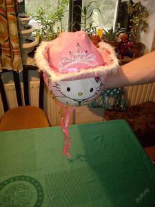 kostým - klobouk s korunkou