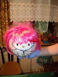 kostým - dětská paruka