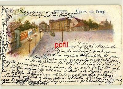 Praha - Gruss aus Prag /254767/