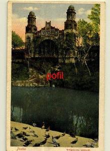 Praha - Wilsonovo nádraží /254711/