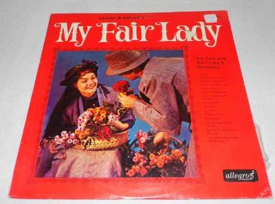 LP Russ Case And His Orchestra - My Fair Lady